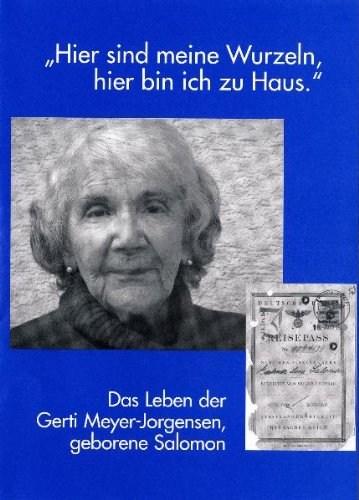 Die Lebenserinnerungen Gertrude Meyer-Jørgensens
