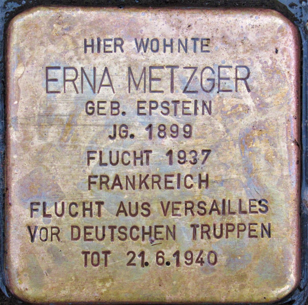 Metzger_Erna