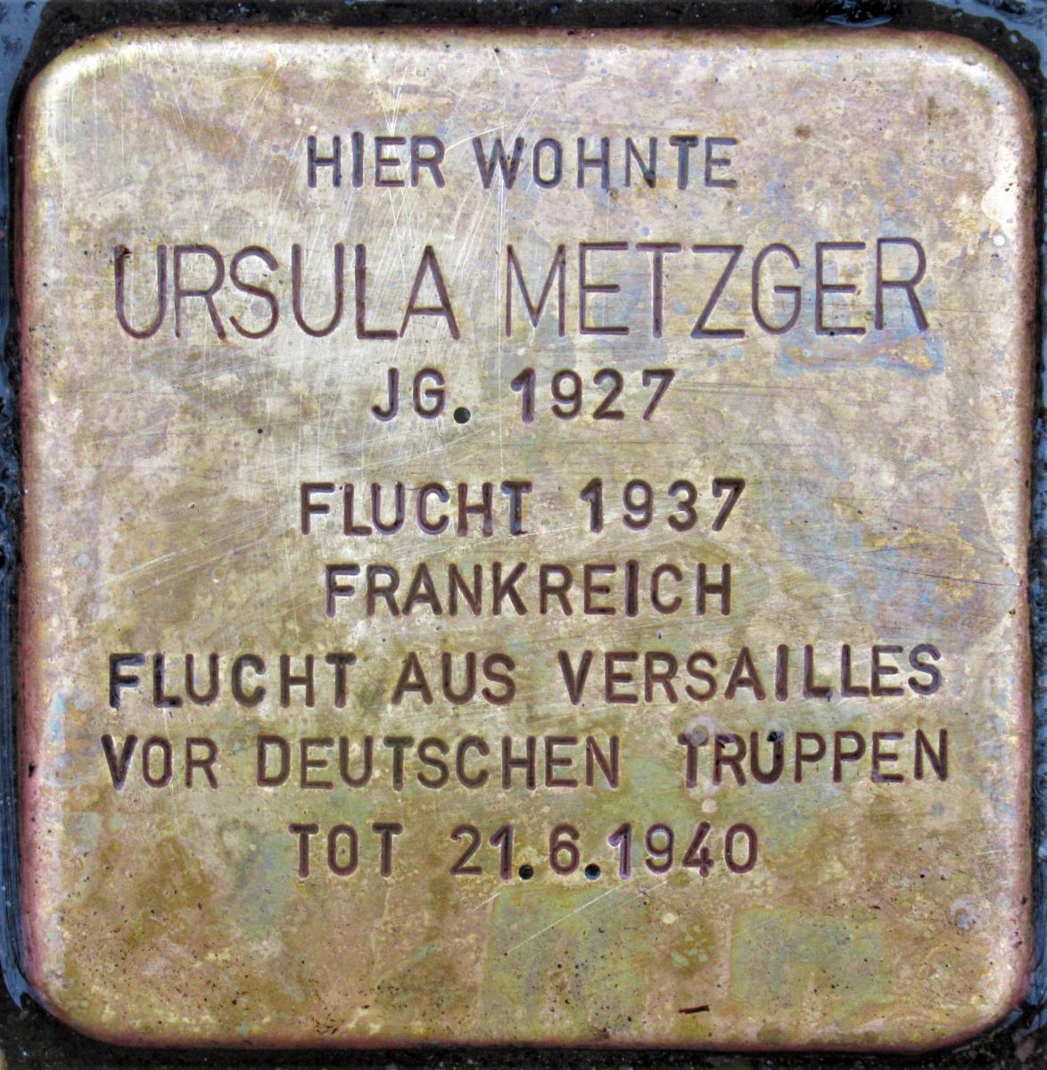 Metzger_Ursula